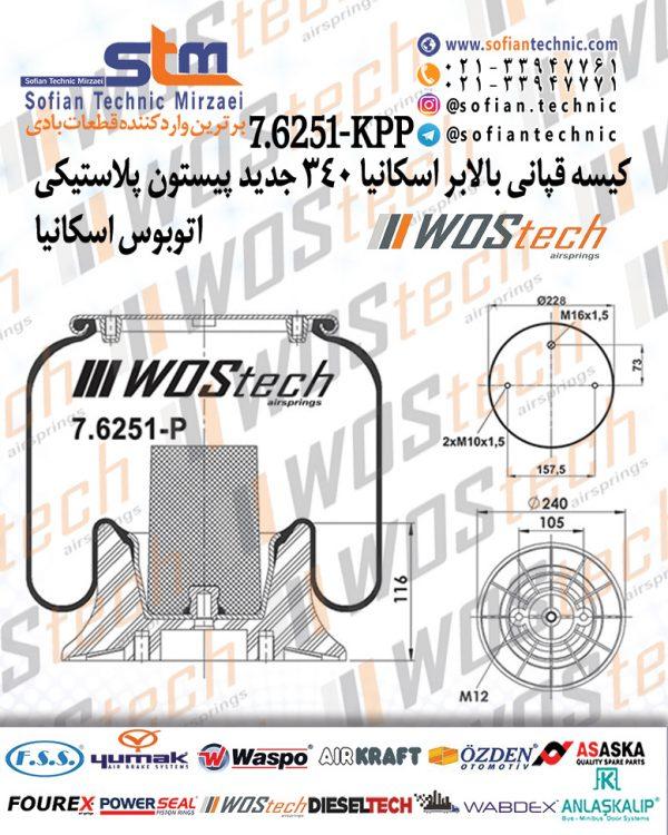 ۷٫۶۲۵۱-KPP-کیسه-قپانی-بالابر-اسکانیا-۳۴۰-جدید-پیستون-پلاستیکی